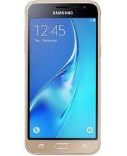Náhradní díl Samsung J320 Galaxy J3 2016 LCD display + dotyková deska zlatý (Service Pack)