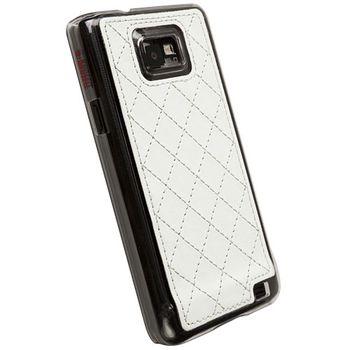 Krusell hard case - Avenyn Undercover - Samsung i9100 Galaxy S II (bílá)
