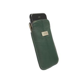 Krusell pouzdro Luna XL - HTC HD7/HD2/HD,Sony Ericsson X10 114x66x15mm (zelená)