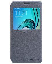Nillkin flipové pouzdro Sparkle S-View pro Samsung Galaxy A3 (2016), černé