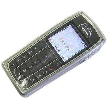 Pouzdro transparentní Light se slídou pro Nokia 3109/3110 classic