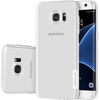Nillkin pouzdro Nature TPU pro Samsung Galaxy S7 edge, transparentní