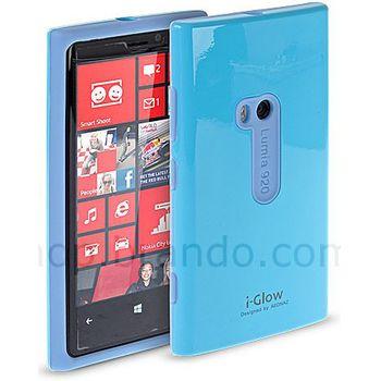 Brando fluorescenční zadní kryt pro Nokia Lumia 920, modrý