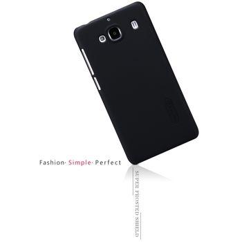 Nillkin super frosted zadní kryt black pro Xiaomi Redmi 2