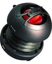 X-mini3 bluetooth, přenosné stereo reproduktory černé