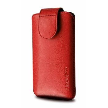 Redpoint pouzdro Sarif se zavíráním, velikost XL+, červená