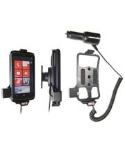 Brodit držák do auta na HTC 7 Trophy bez pouzdra, s nabíjením z cig. zapalovače