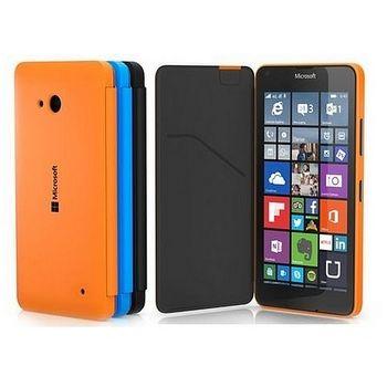 Microsoft CC-3090 flip pouzdro Lumia 640 XL, modrá