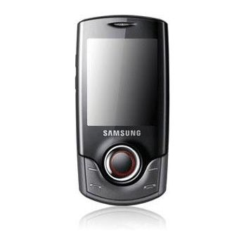 Samsung S3100 charcoal gray