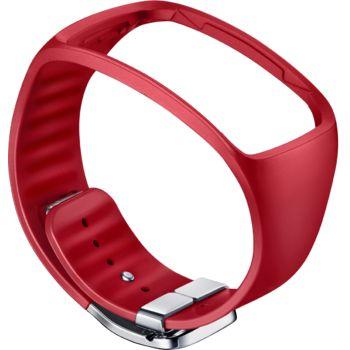 Samsung výměnný pásek ET-SR750BR pro Galaxy Gear S, červený