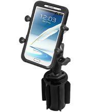 """RAM Mounts univerzální držák na mobil větší než 5"""" do auta do držáku na nápoje, X-Grip, sestava, RAP-299-3-UN10U"""