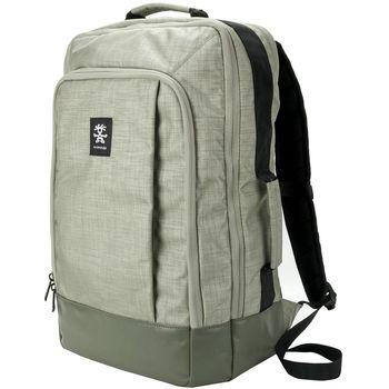 "Crumpler Private Surprise Backpack XL nylonový batoh 17.3"" - šedá"