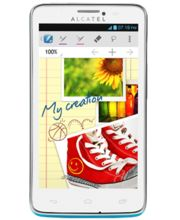 Alcatel One Touch 8000D Scribe Easy modrá + Powerbanka 5600mAh