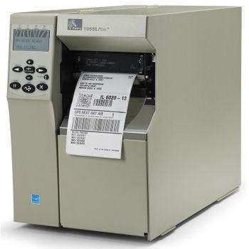 Tiskárna Zebra 105SL Plus, 203 DPI 102-80E-00200