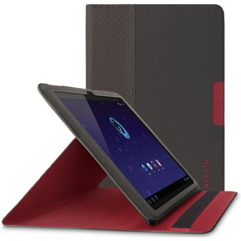 "Belkin Slim Folio Stand pro Galaxy Tab 10,1"", červené (F8N622cwC01)"