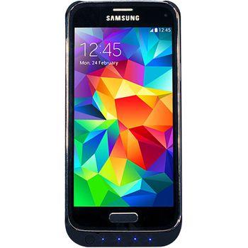 Brando zadní kryt s baterií pro Samsung Galaxy S5 Mini, 3000mAh, černý