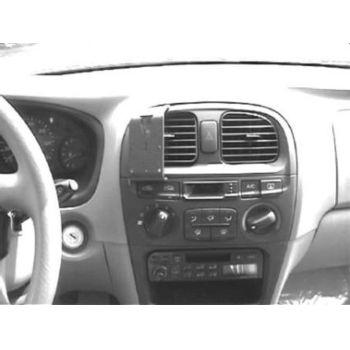 Brodit ProClip montážní konzole pro Hyundai Sonata 99-01, na střed vlevo