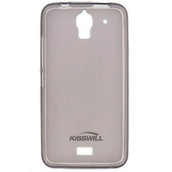Kisswill TPU pouzdro pro Huawei Y360, černé