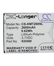 Baterie pro Kazam Trooper 2 X6.0, 2600mAh, Li-ion