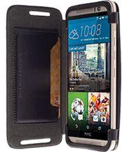 Krusell pouzdro FlipCase Kiruna pro HTC One M9, černá