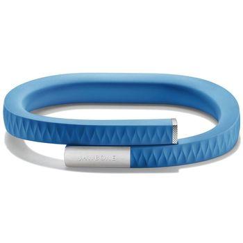 Jawbone UP náramek monitorující denní aktivitu, velikost M, modrý