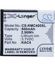 Baterie pro Kazam Life Senioren C4/ Life C4, 800mAh, Li-ion