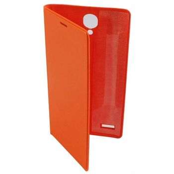 Xiaomi flipové pouzdro pro Redmi (Hongmi) 2, oranžový