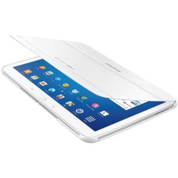 Samsung polohovací pouzdro EF-BP520BW pro Galaxy Tab 3 10.1, bílá