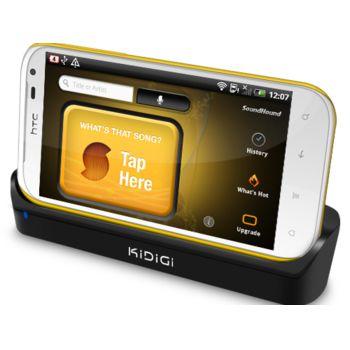 Kidigi dobíjecí a synchronizační kolébka pro HTC Sensation XL