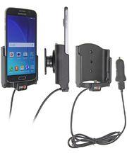 Brodit držák do auta na Samsung Galaxy S6 bez pouzdra, s nabíjením z cig. zapalovače/USB