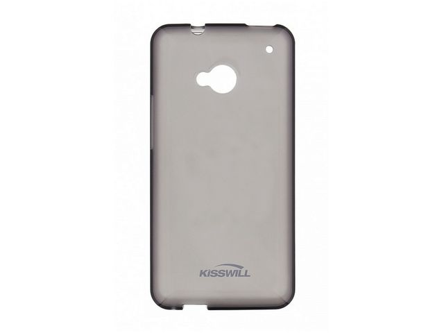obsah balení Kisswill TPU ochranný kryt Black pro Huawei P7