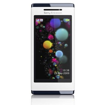 Sony Ericsson U10i Aino Luminous White