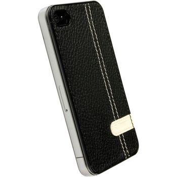 Krusell hard case - Gaia Undercover - Apple iPhone 4/iPhone 4S (černá)