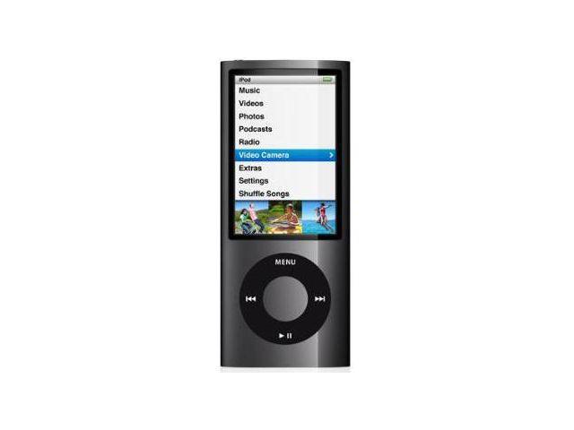 obsah balení iPod Nano 5th - 16GB (černá)