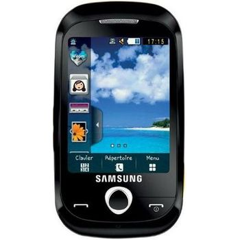 Samsung S3650 Corby White