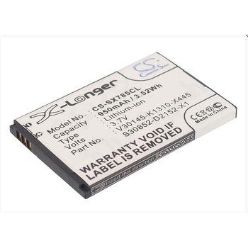 Baterie pro Gigaset SL400, 950mAh, Li-ion