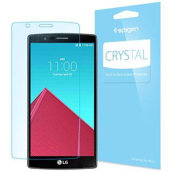 Spigen ochranná fólie LCD Film Crystal CR pro LG G4, 3ks