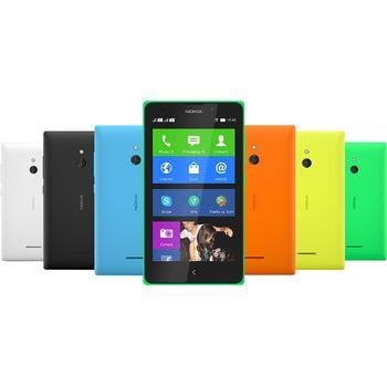 Nokia XL DualSim modrá