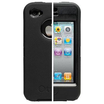 Otterbox - iPhone 4 Defender černá barva